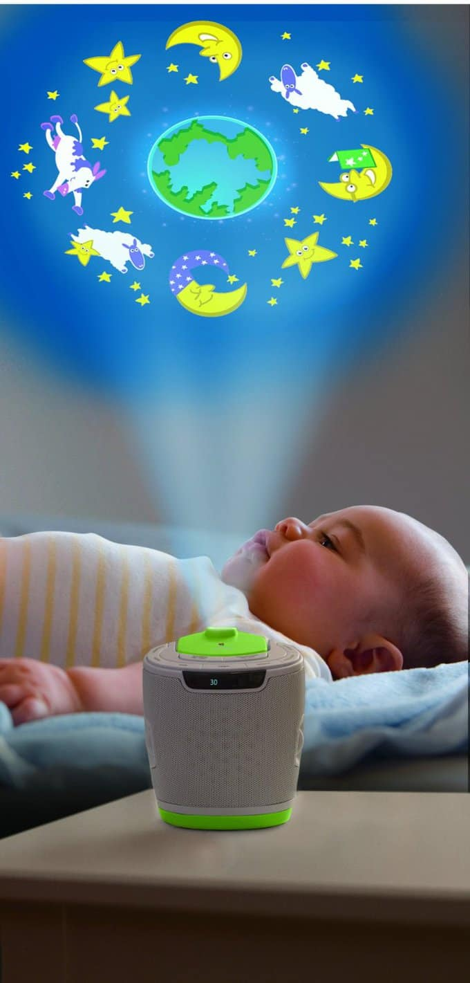 projecteur de bruit de machine