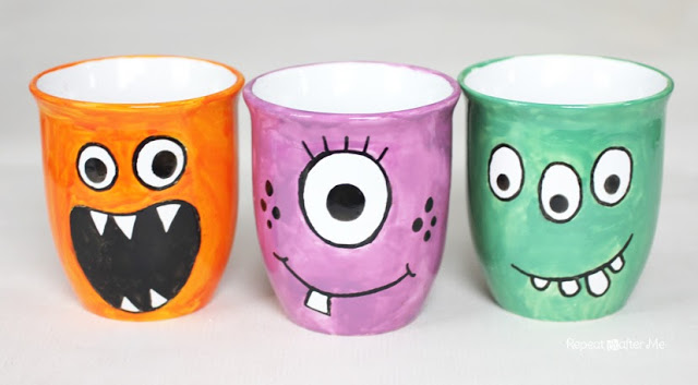 Tasses originale d' Halloween